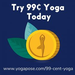 99 Cent Yoga Classes